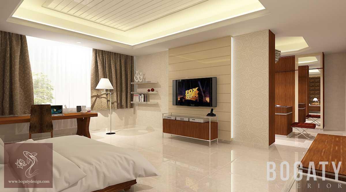 Erlyne Puspa Jayani Ciputra Rumah Tinggal Bandung Bandung Frans-5  Backdrop Tv Kamar Utama 30091