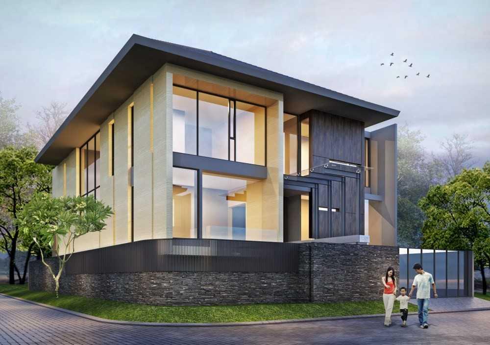 Ivan Priatman Architecture T-82 Residence Surabaya, Kota Sby, Jawa Timur, Indonesia Surabaya Front View   23706