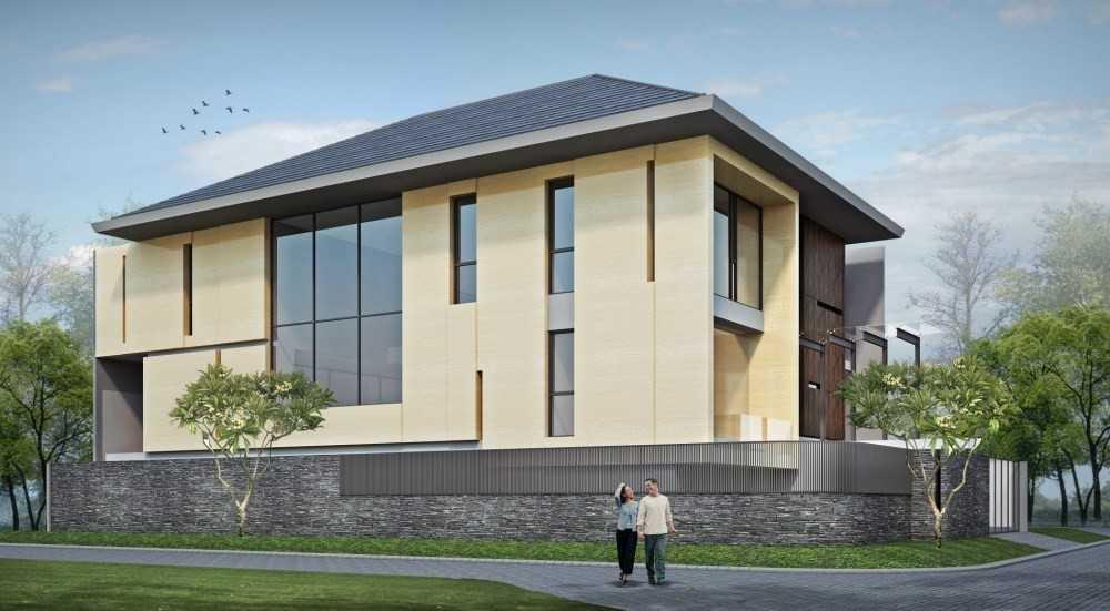 Ivan Priatman Architecture T-82 Residence Surabaya, Kota Sby, Jawa Timur, Indonesia Surabaya Side View   23707