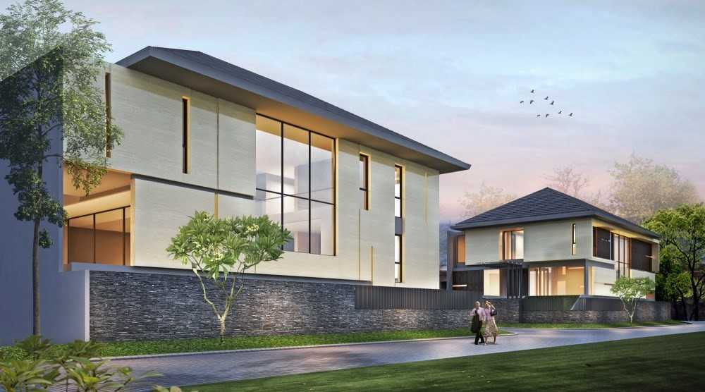 Ivan Priatman Architecture T-82 Residence Surabaya, Kota Sby, Jawa Timur, Indonesia Surabaya Side View   23708