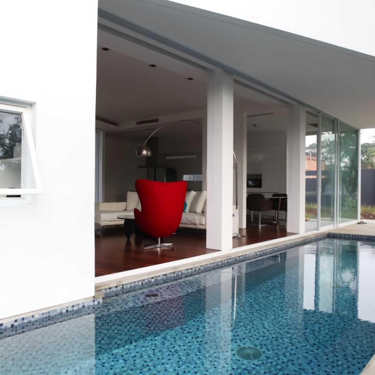 Ivan Priatman Architecture Ipcw Residence Surabaya Surabaya Swimming Pool Area   23752