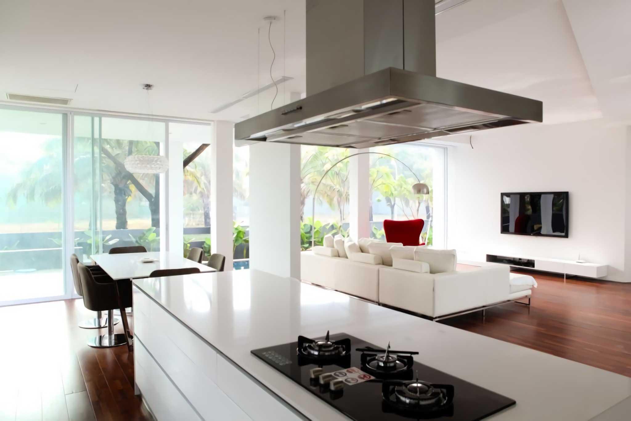 Ivan Priatman Architecture Ipcw Residence Surabaya Surabaya Dining And Living Room   23759