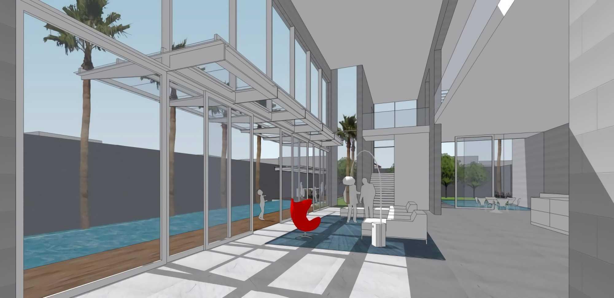 Ivan Priatman Architect Ptys Residence Jakarta Selatan Jakarta Selatan Living Room   23768