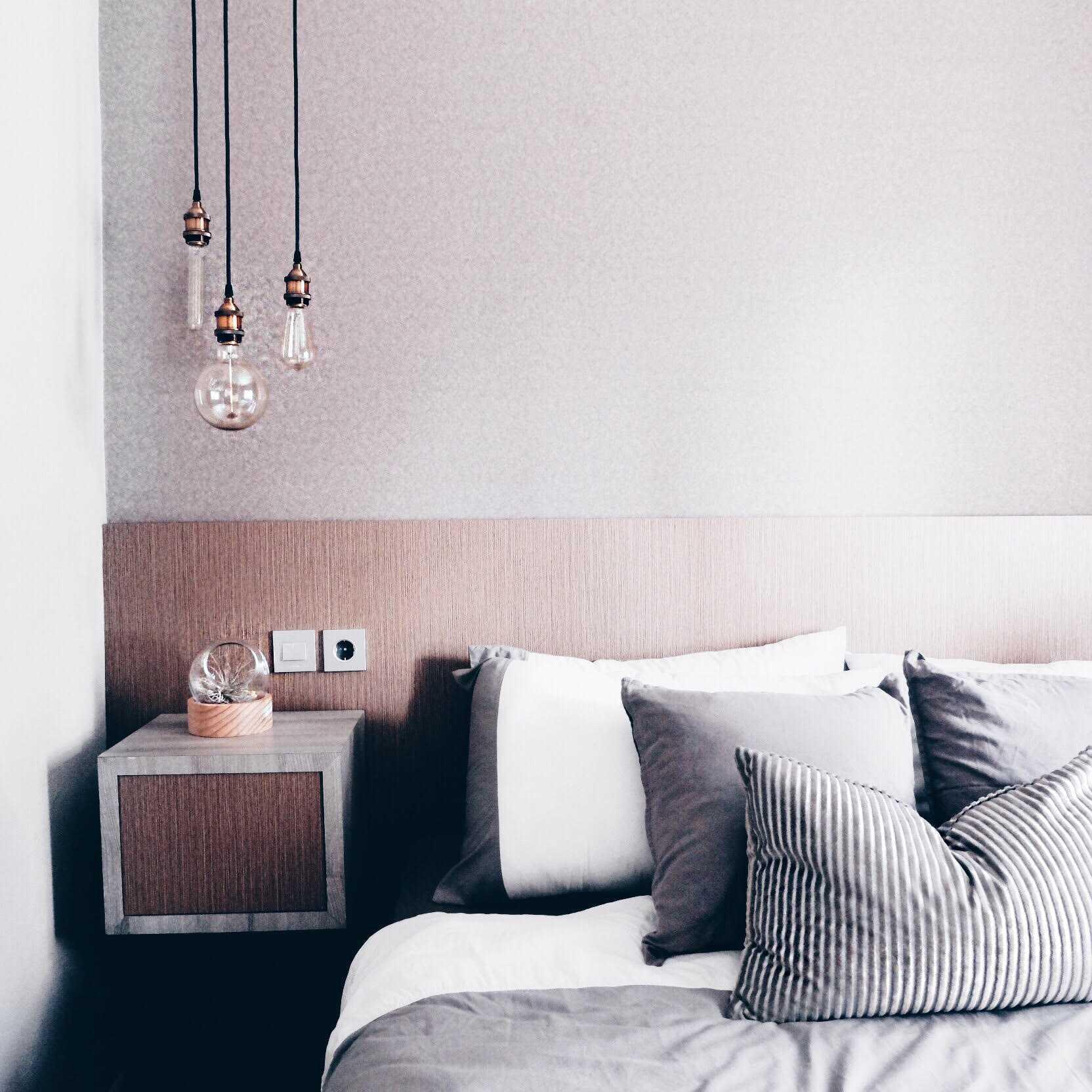 Ark.tekt Design Studio Sans Office Cilandak, Jakarta Selatan Cilandak, Jakarta Selatan Ruang Tidur  Ruang Tidur Yang Berkonsep Simple Dan Modern Pada Kantor Ini Difungsikan Sebagai Tempat Istirahat Apabila Keesokan Harinya Ada Early Flight Untuk Keluar Kota. 24136