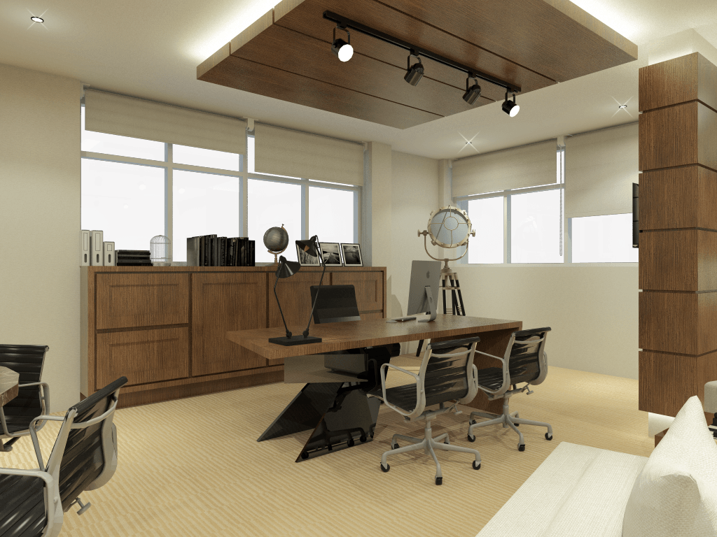 Ark.tekt Design Studio M Office Cikini, Jakarta Selatan Cikini, Jakarta Selatan Direksi-1C Kontemporer  24178