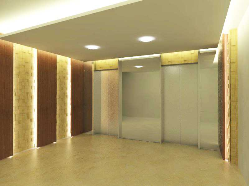 X3M Architects Unity Building Serpong Serpong Lobby-2-5Th Modern  25357
