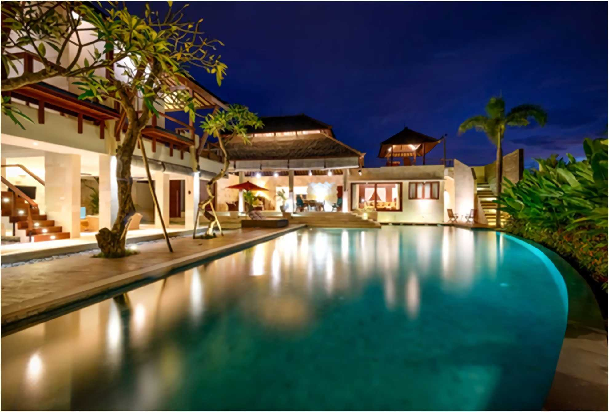 Hg Architects & Designers Associates Villa Saya Canggu, Bali Canggu, Bali Swimming Pool View   24262