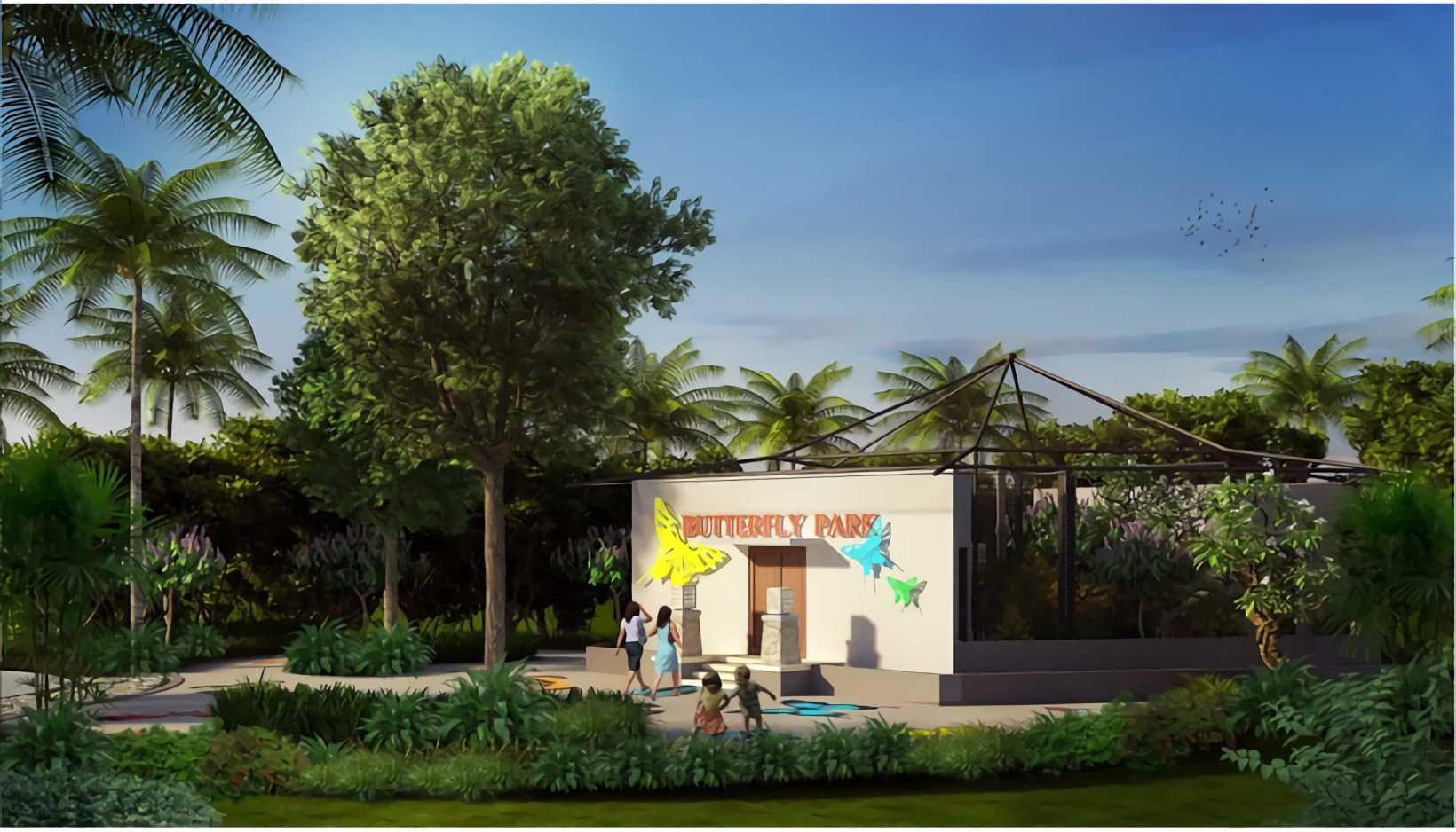Hg Architects & Designers Associates Taman Wisata Alam Gunung Tunak Lombok, Ntb Lombok, Ntb Butterfly Park   24343