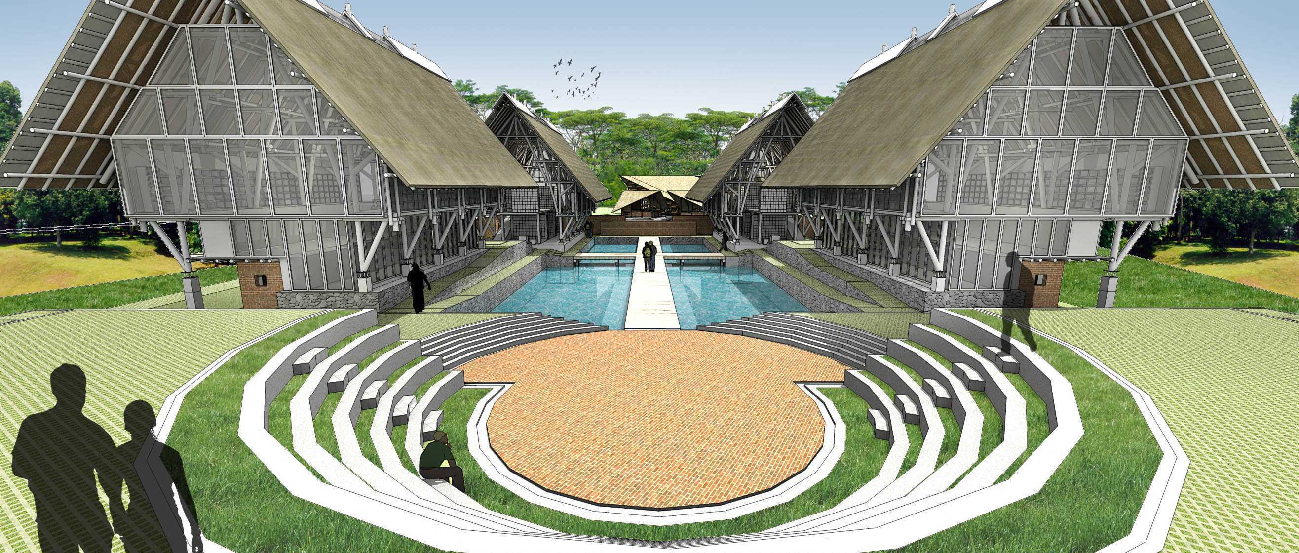 Akbar Hantar Sanggar Lingkungan Hidup Indonesia - Cirebon Kreyo, Cirebon - West Java Kreyo, Cirebon - West Java Amphitheater   24778