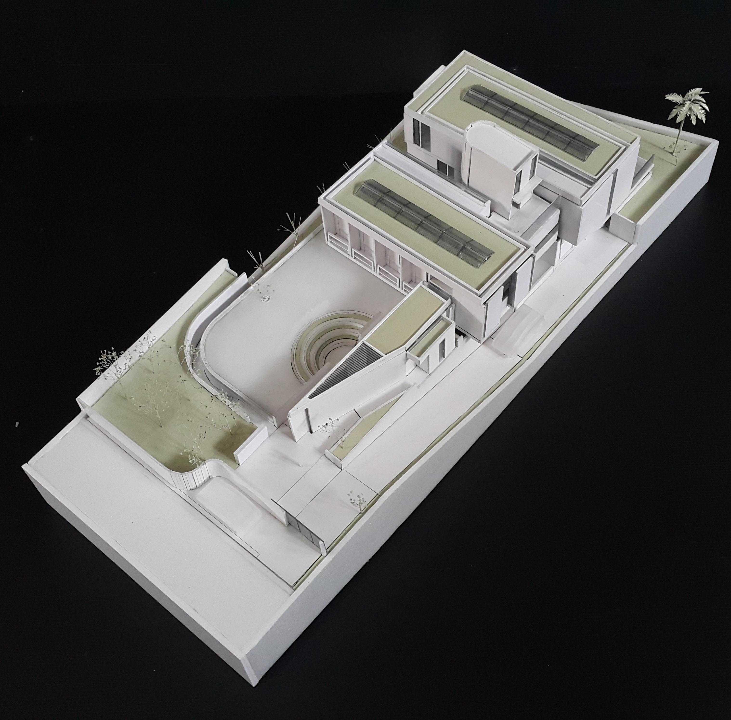 Akbar Hantar Yl House Adipala, Cilacap - Central Java Adipala, Cilacap - Central Java Study-Model   24742