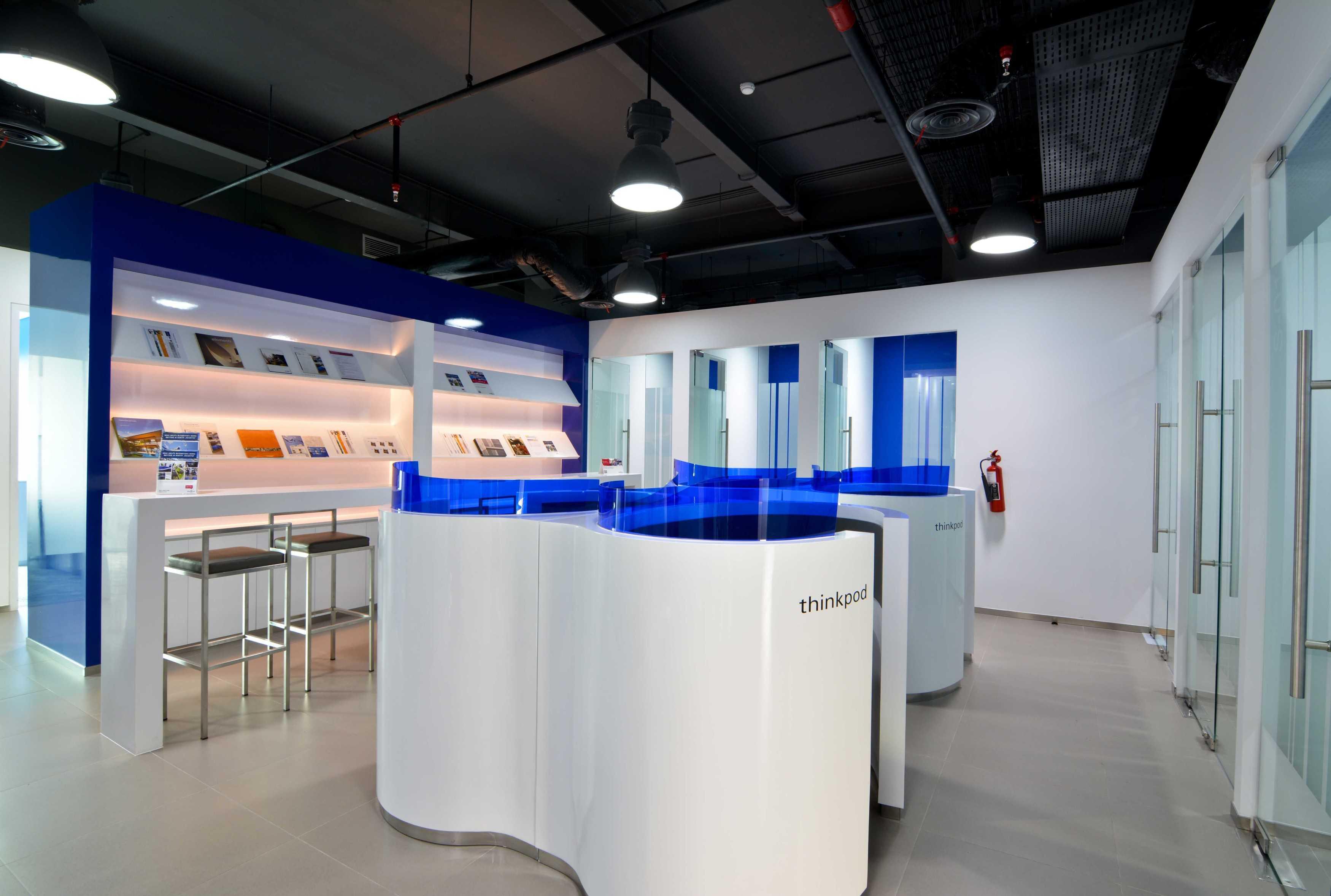 Gurkan Izci Regus Graha Sentra Building Level 4 Graha Sentra Building Level 4 Business Lounge   24760