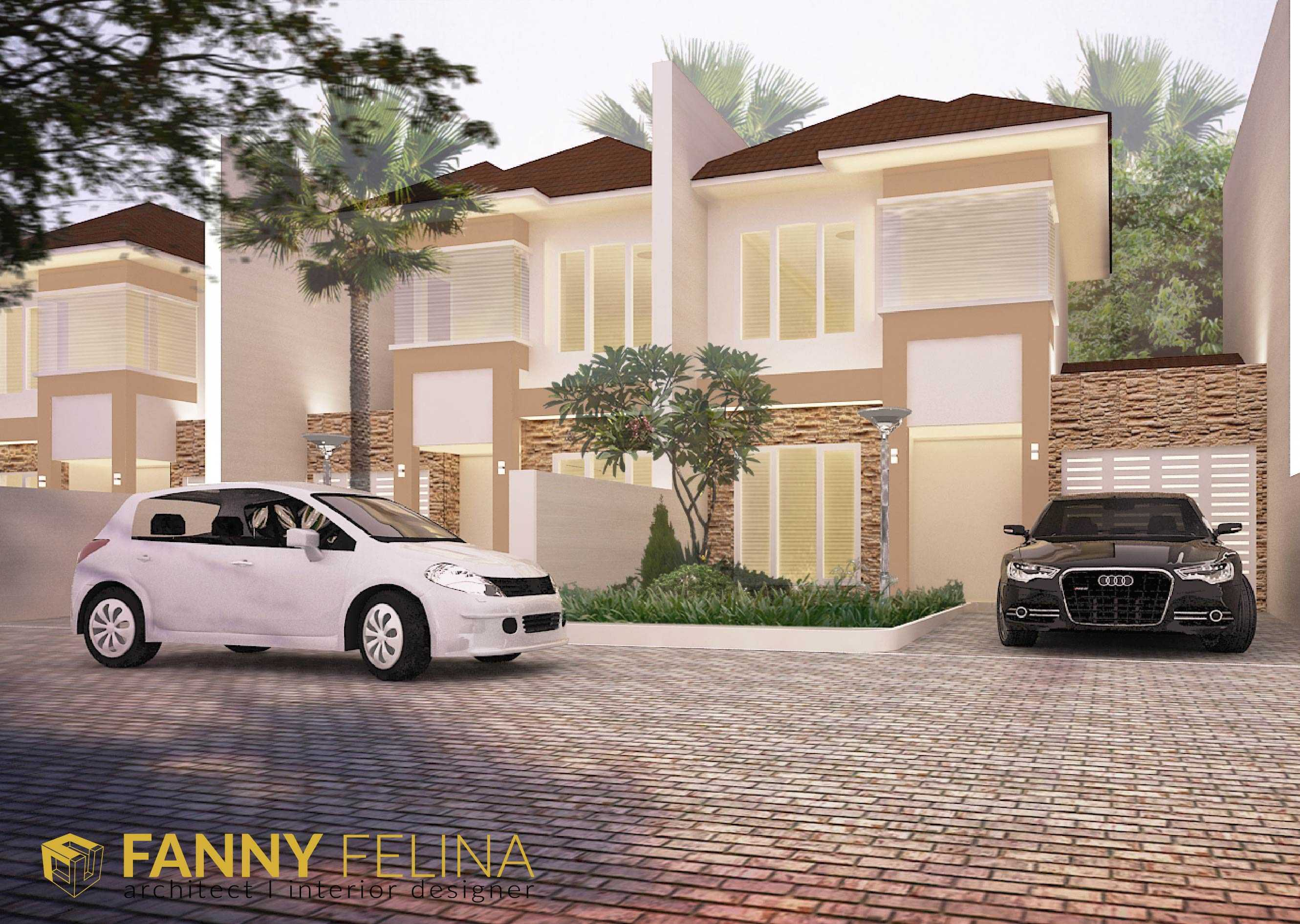 Fanny Felina Architecture & Interior Design Vv X House Surabaya, Surabaya City, East Java, Indonesia Surabaya, Surabaya City, East Java, Indonesia 01 Modern  34591