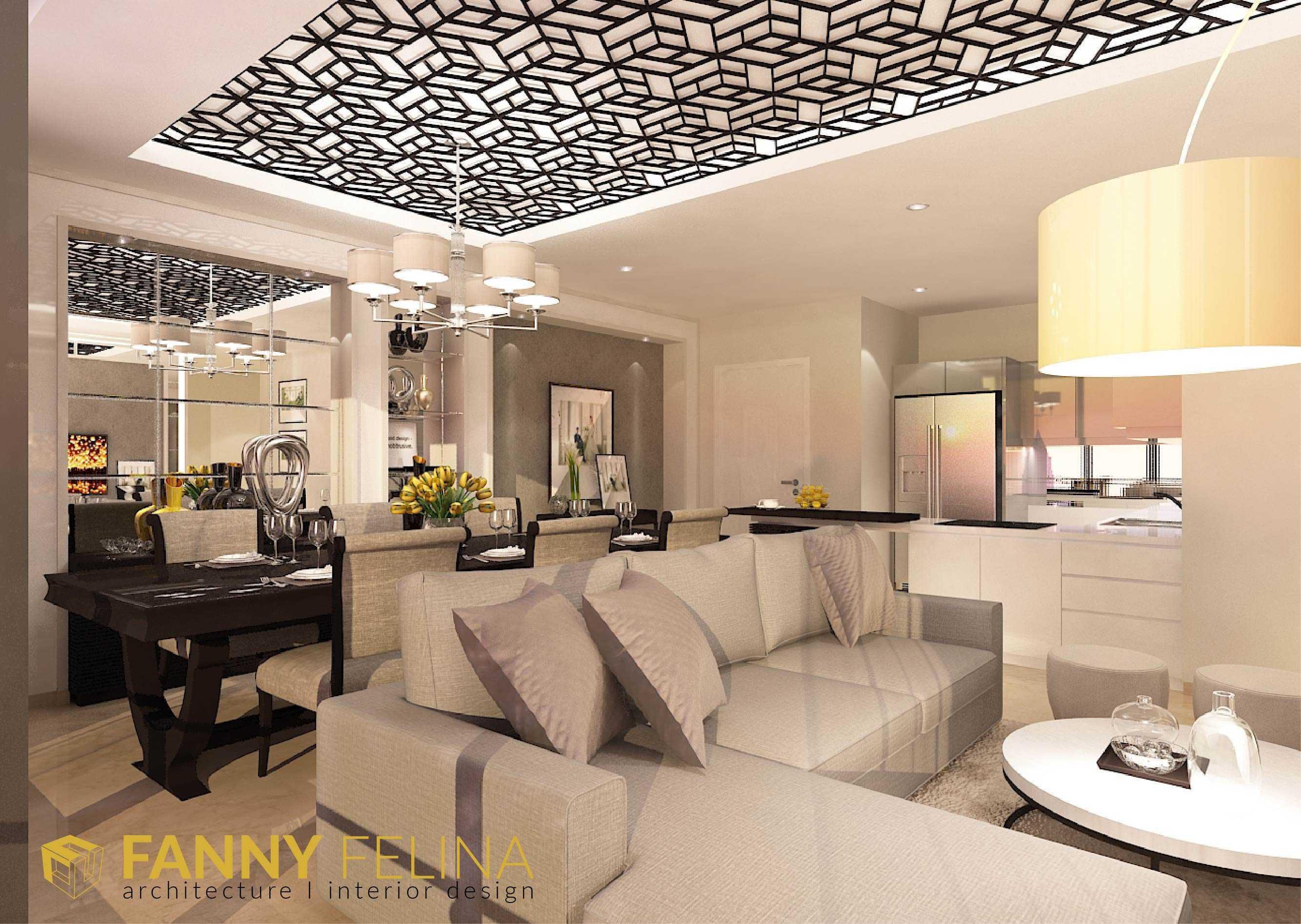 Fanny Felina Architecture & Interior Design Voila Apartment Surabaya, Surabaya City, East Java, Indonesia Surabaya, Surabaya City, East Java, Indonesia Voila-02 Kontemporer  41193