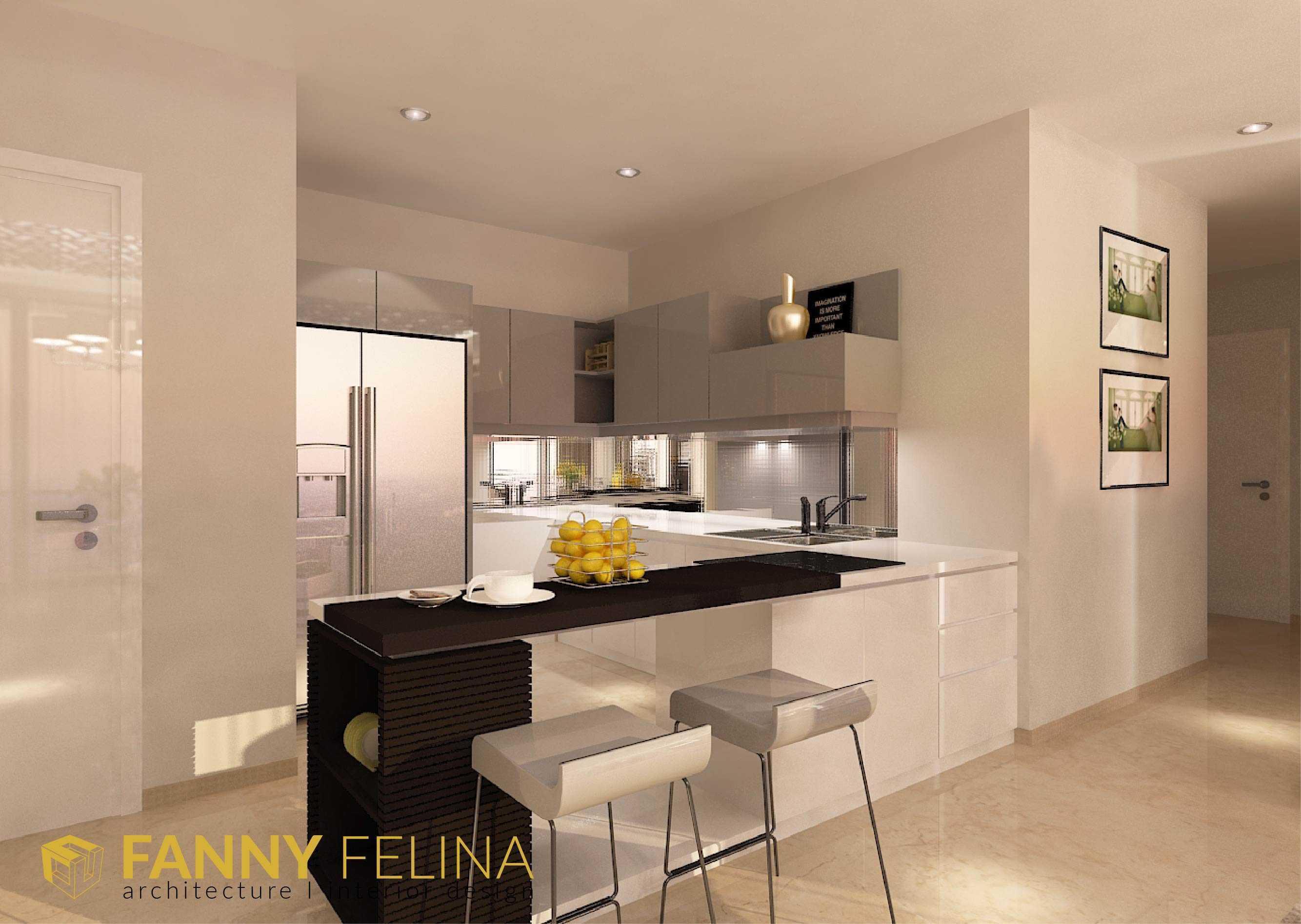 Fanny Felina Architecture & Interior Design Voila Apartment Surabaya, Surabaya City, East Java, Indonesia Surabaya, Surabaya City, East Java, Indonesia Voila-04 Kontemporer  41196