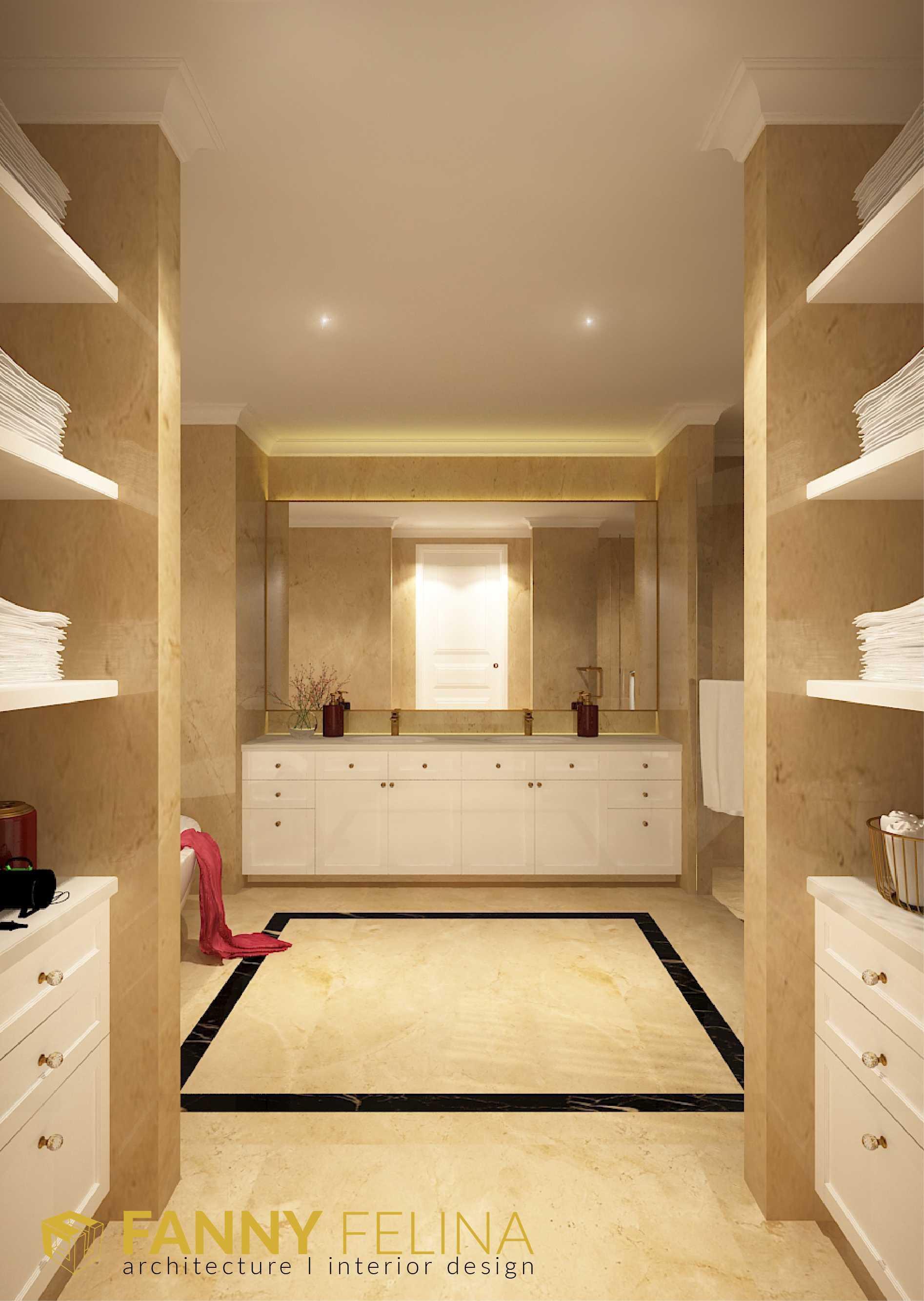 Fanny Felina Architecture & Interior Design R House Surabaya, Kota Sby, Jawa Timur, Indonesia Surabaya, Kota Sby, Jawa Timur, Indonesia R 04 Classic,klasik,modern  40003