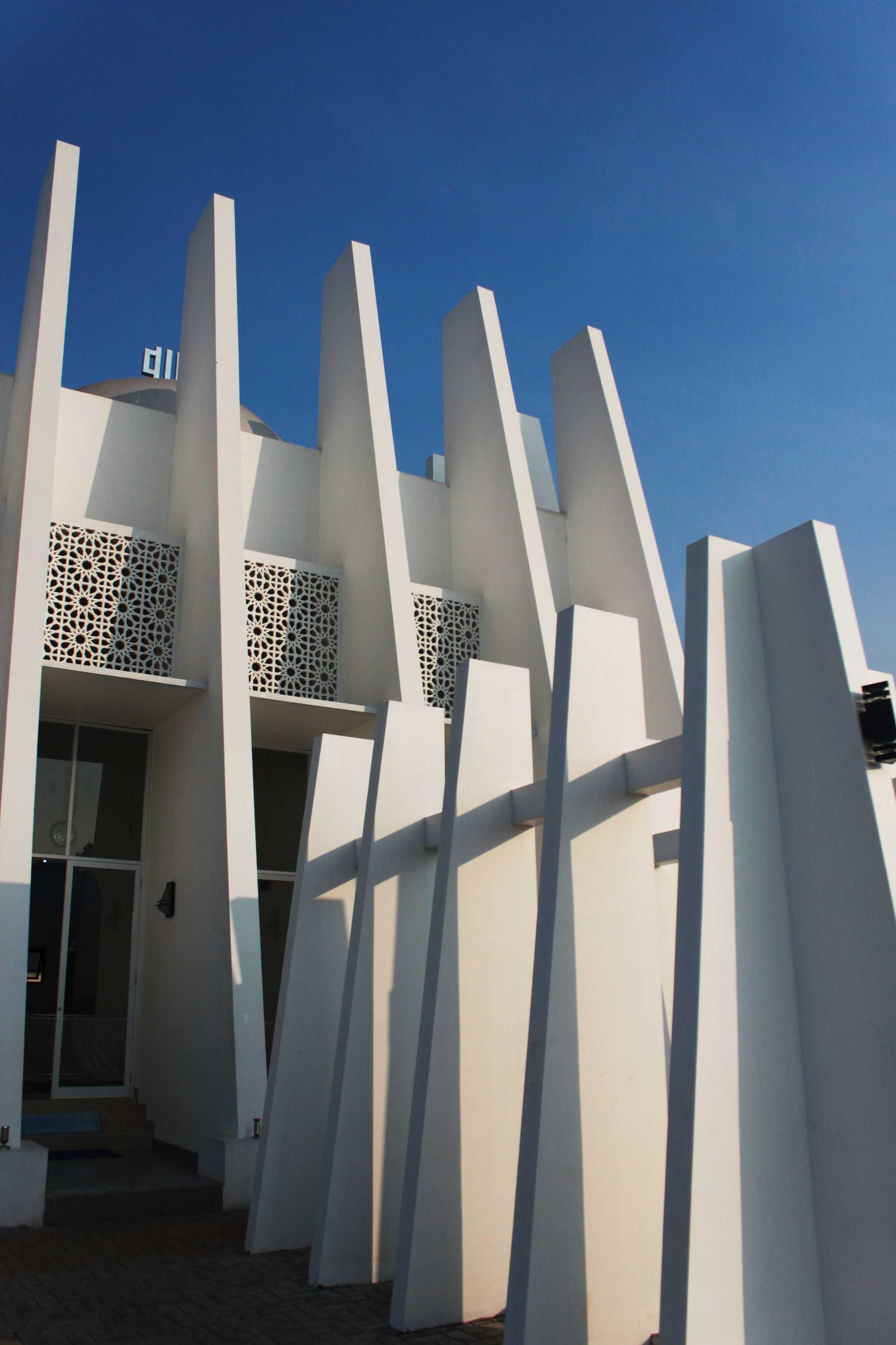Mahastudio & Partner Masjid Permata Qolbu Permata Mediterania Residence, Jakarta Barat Permata Mediterania Residence, Jakarta Barat 1St Phase Modern  24800