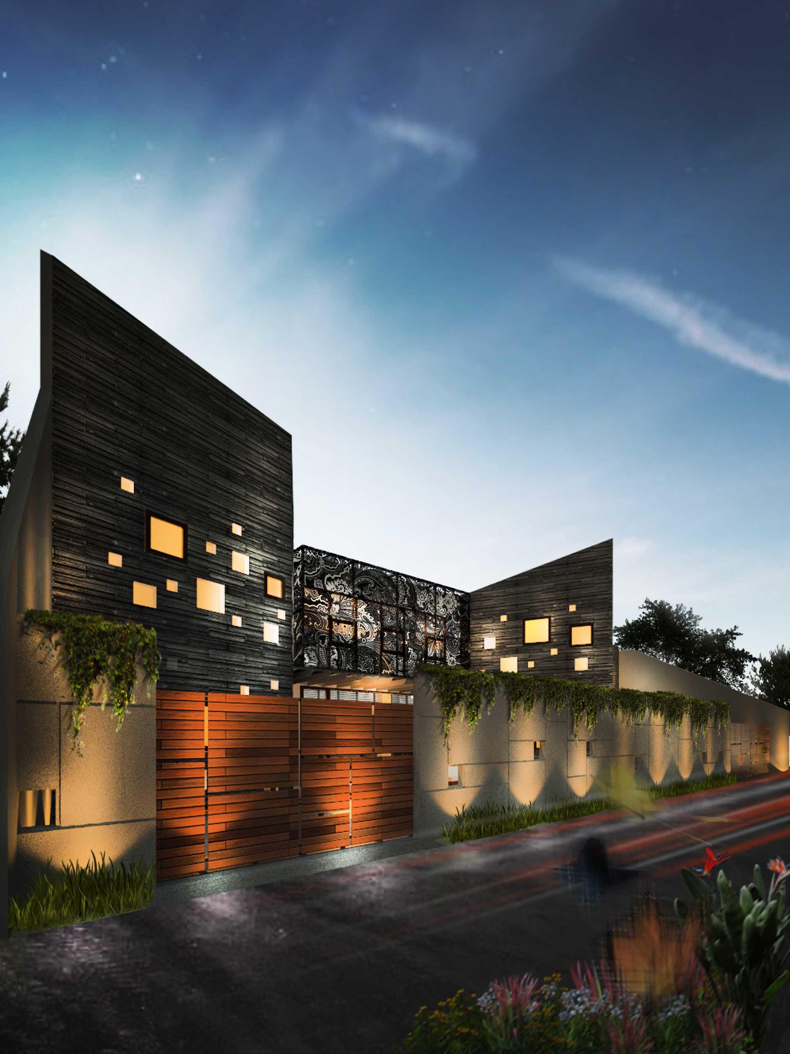 Mahastudio & Partner Oblique House Jati Asih, Bekasi Jati Asih, Bekasi Photo-25615 Kontemporer  25615