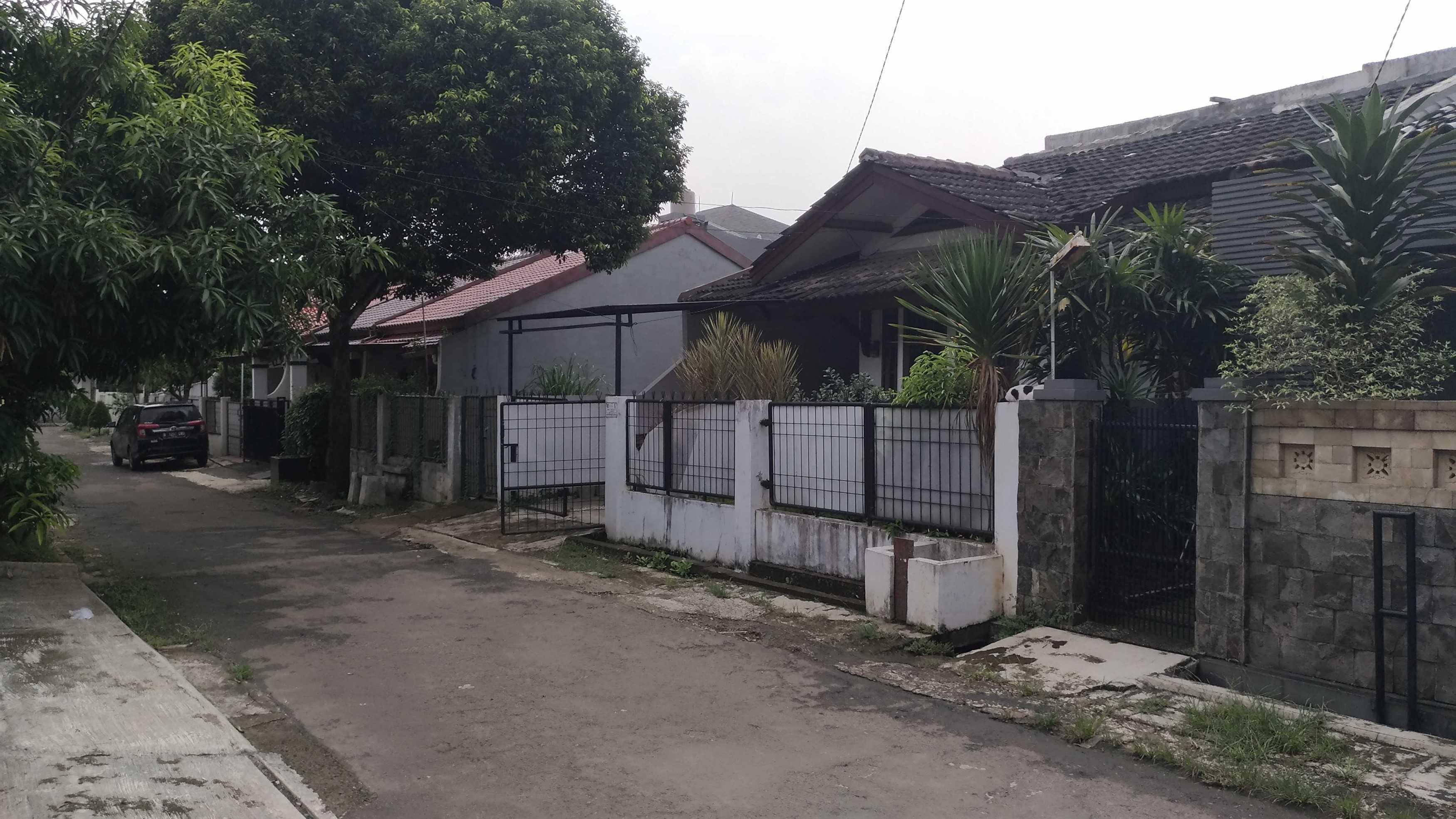 Mahastudio & Partner Renovasi Rumah Beiji Depok City, West Java, Indonesia Depok City, West Java, Indonesia Denah Eksisting Tropis  33344