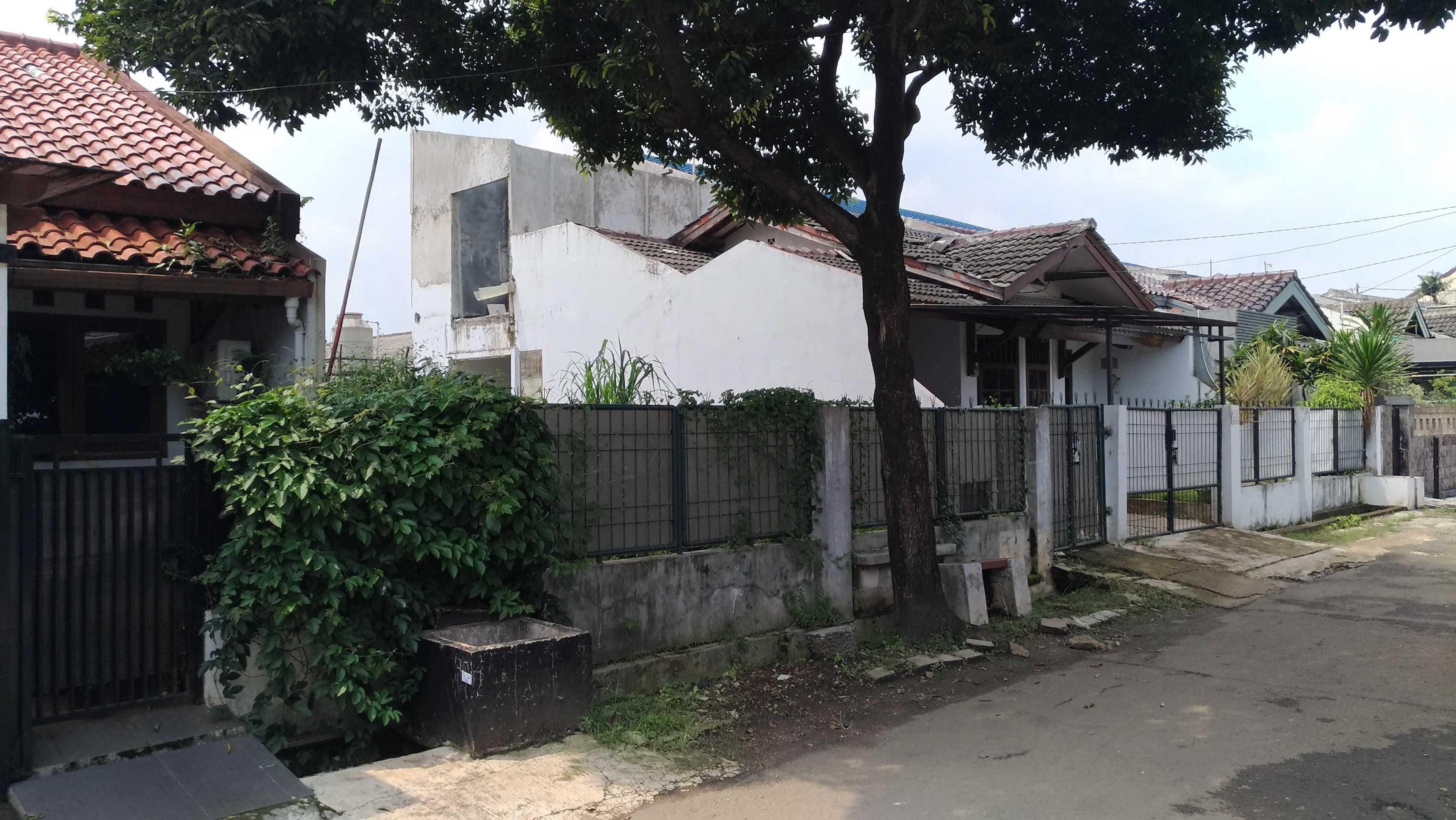 Mahastudio & Partner Renovasi Rumah Beiji Depok City, West Java, Indonesia Depok City, West Java, Indonesia Eksisting Tropis  33345