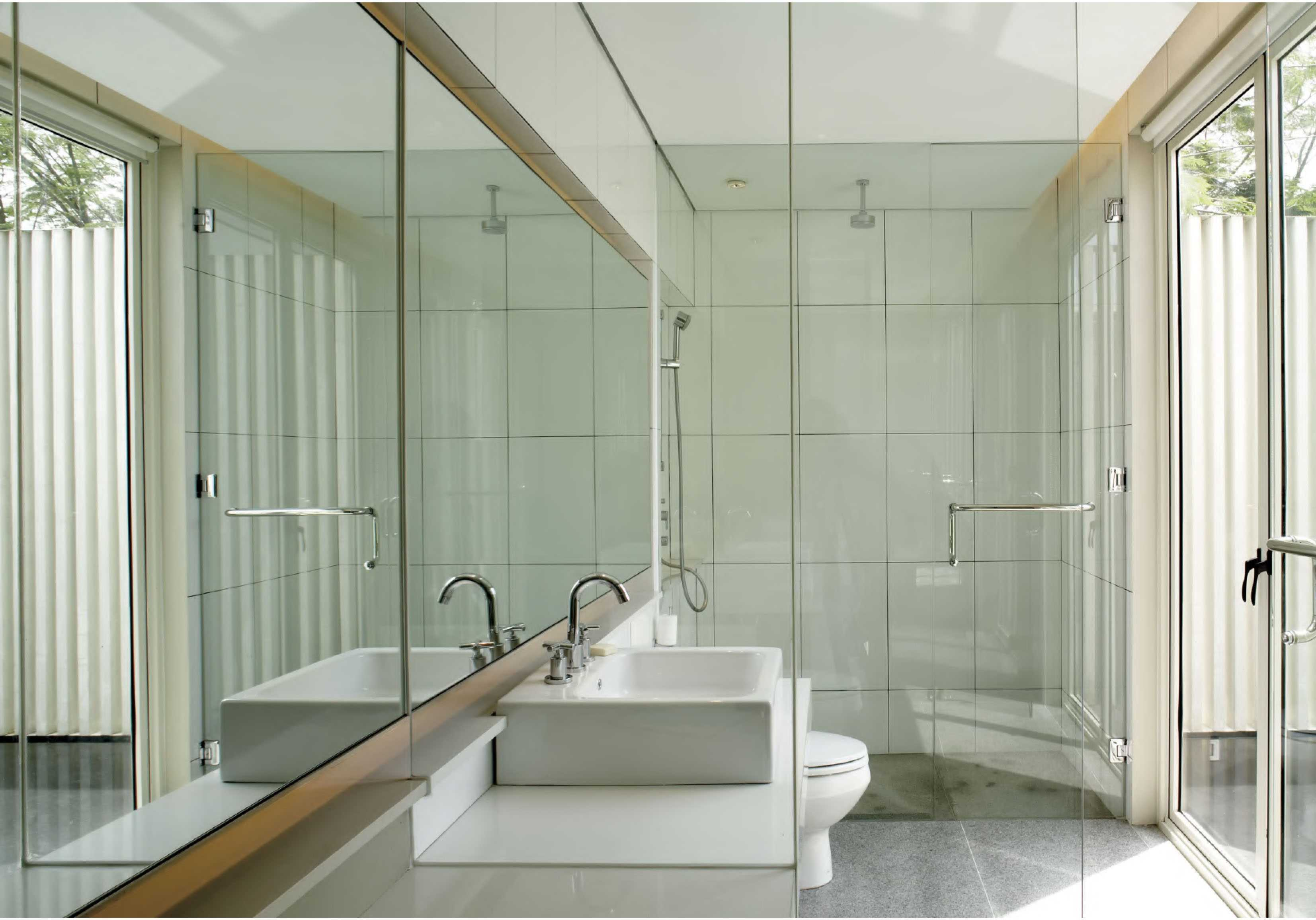 Studio Air Putih Tj_House Rancamaya, Bogor Rancamaya, Bogor Bathroom   25011