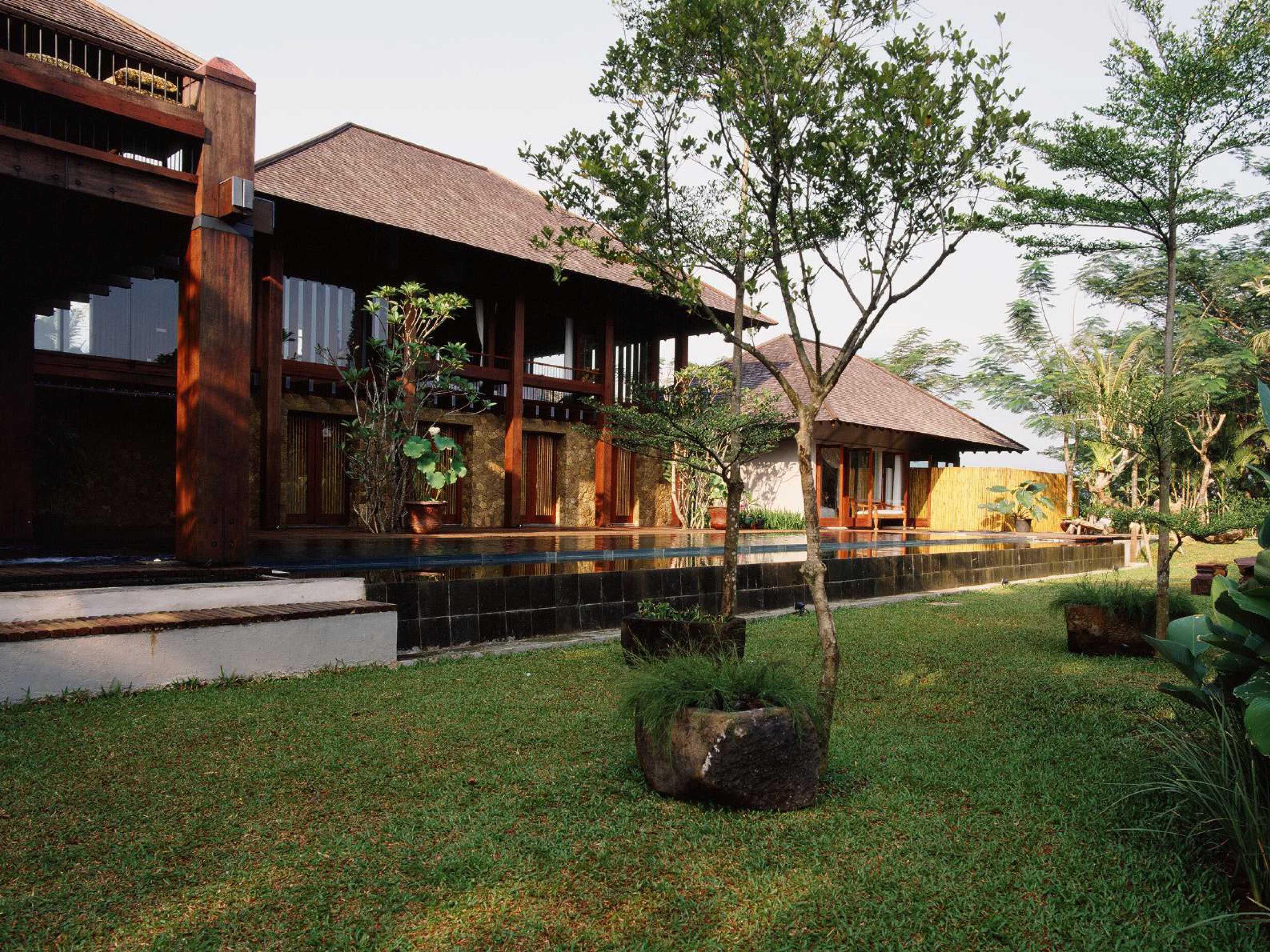Studio Air Putih Ak_House Rancamaya, Bogor Rancamaya, Bogor Garden Area Tradisional  25013