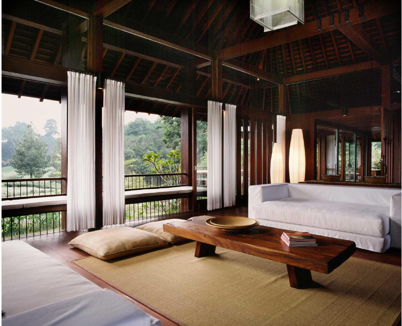 Studio Air Putih Ak_House Rancamaya, Bogor Rancamaya, Bogor Family Room Tradisional  25023