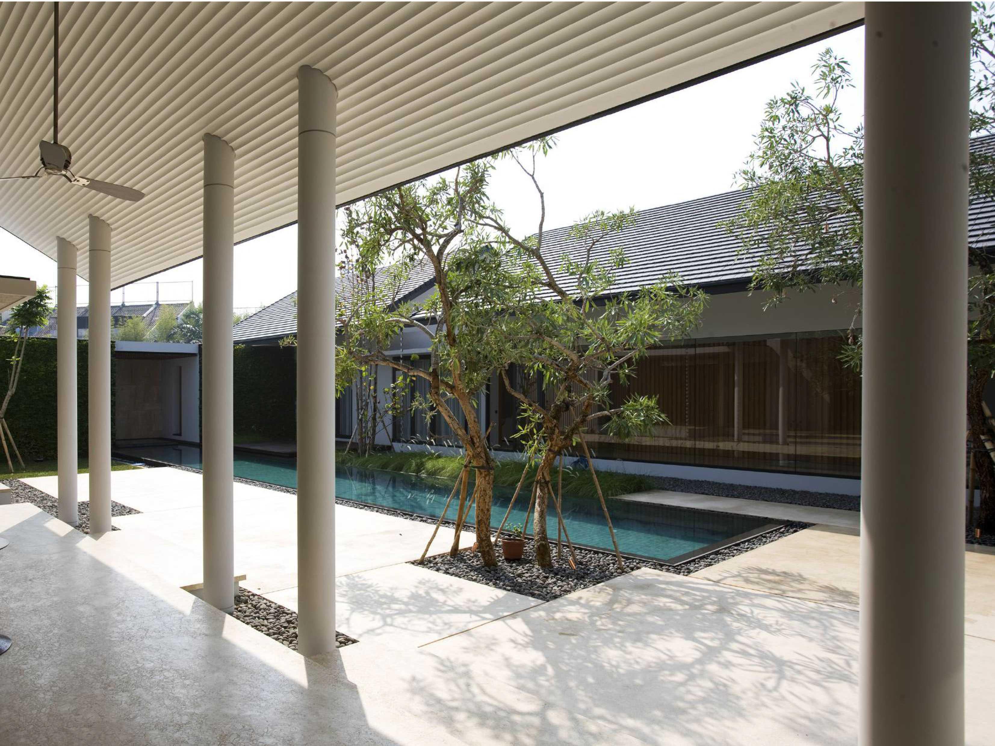 Studio Air Putih P_House Bsd, Serpong Bsd, Serpong Swimming Pool View   25062