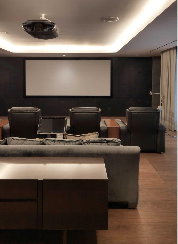 Studio Air Putih Dh_House Argopuro, Semarang Argopuro, Semarang Entertainment Room Classic  25118