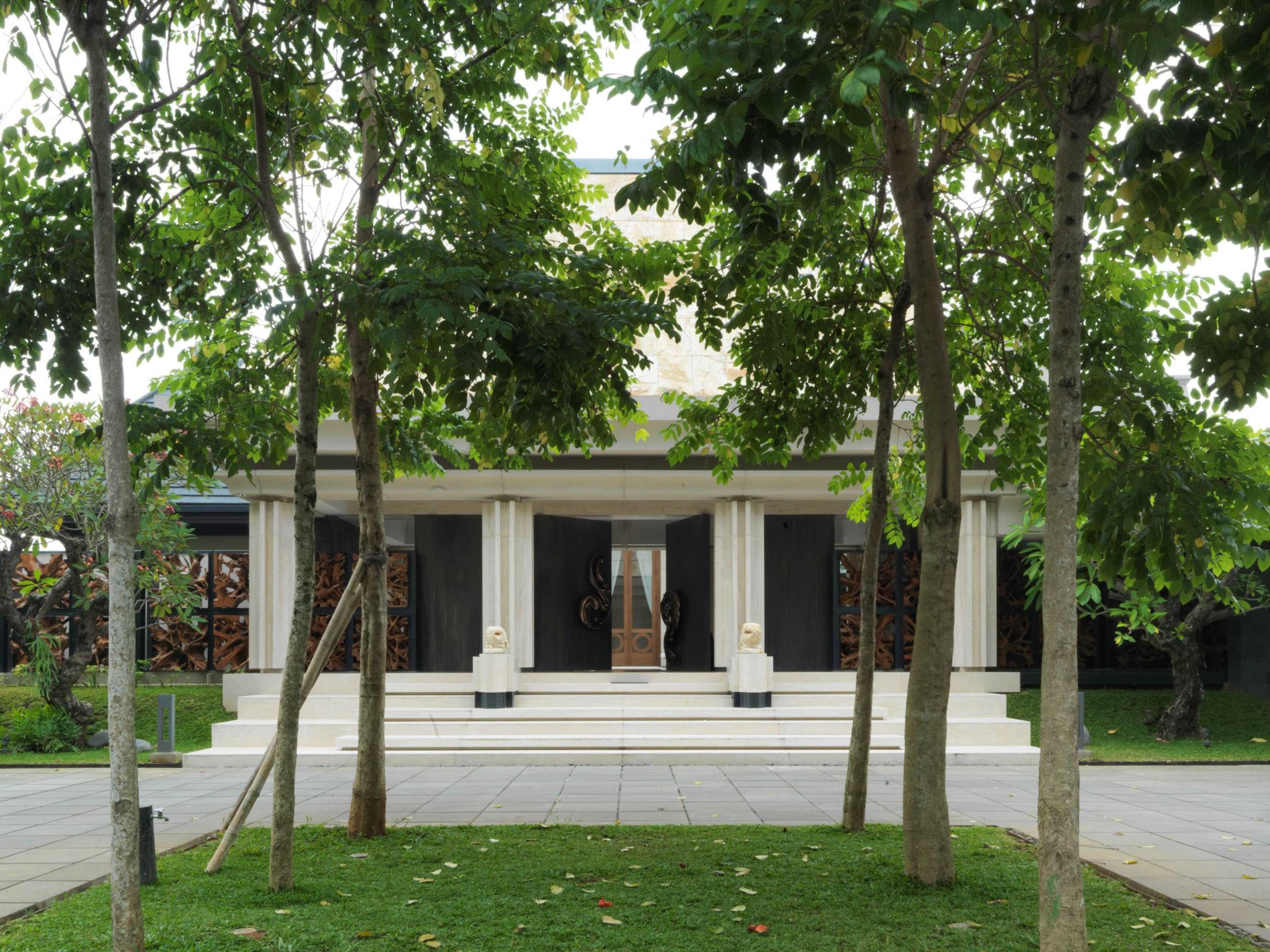 Studio Air Putih Dh_House Argopuro, Semarang Argopuro, Semarang Terrace Klasik  25127