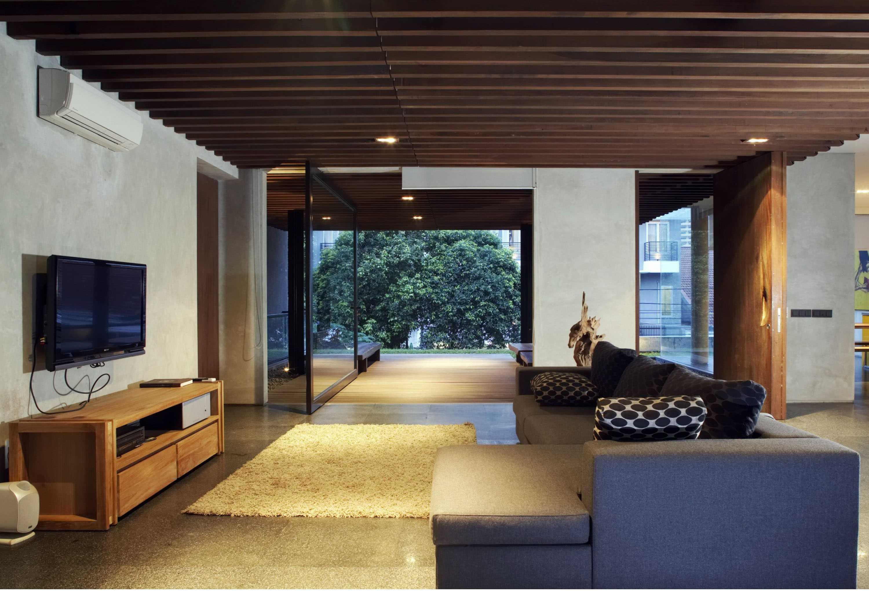 Studio Air Putih W_House Tulodong, Jakarta Tulodong, Jakarta Family Room   25175