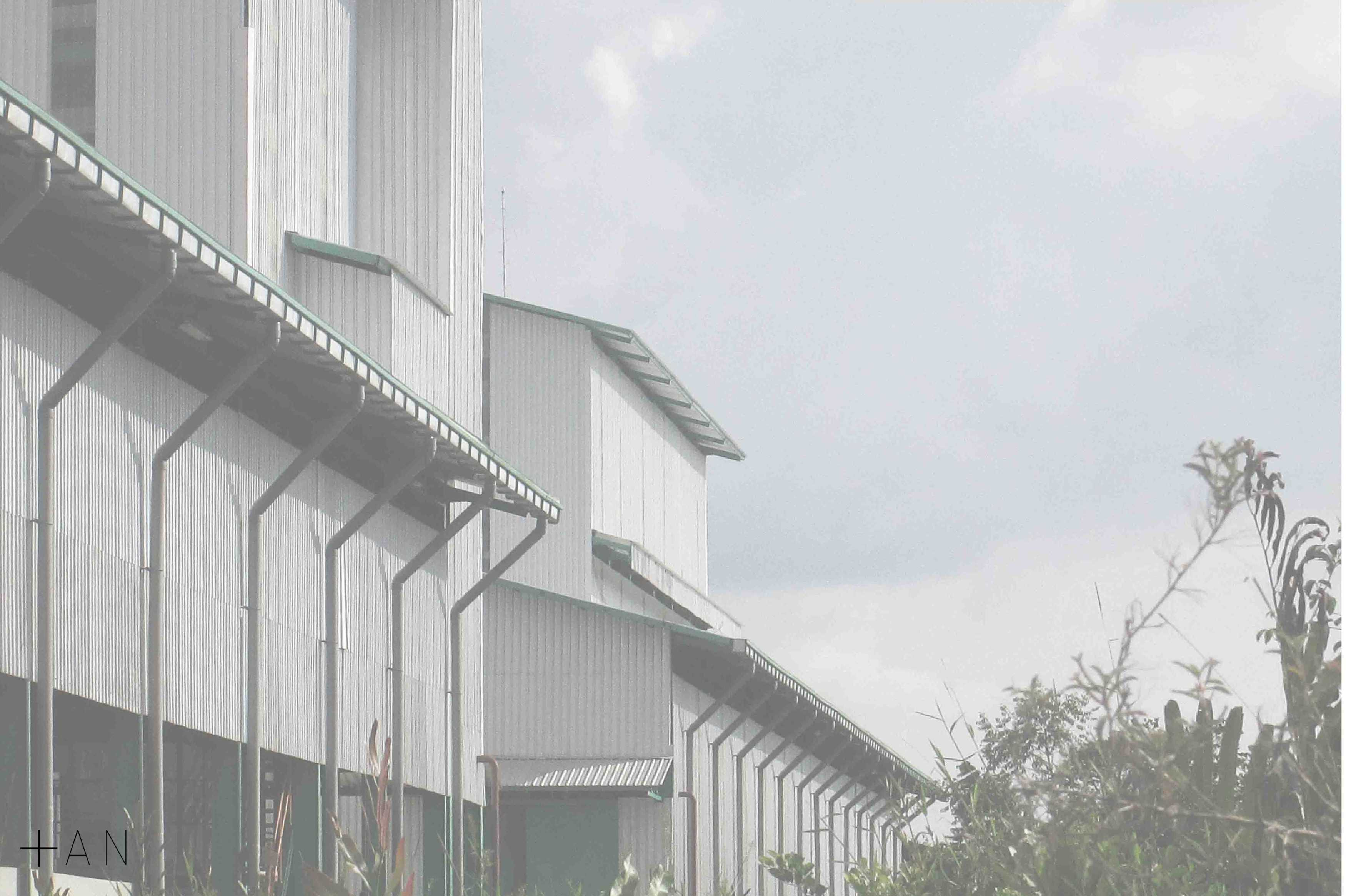Tan Building Workshop Wp Factory  Pontianak, West Kalimantan, Indonesia Pontianak, West Kalimantan, Indonesia Exterior Wp Factory Modern  26715