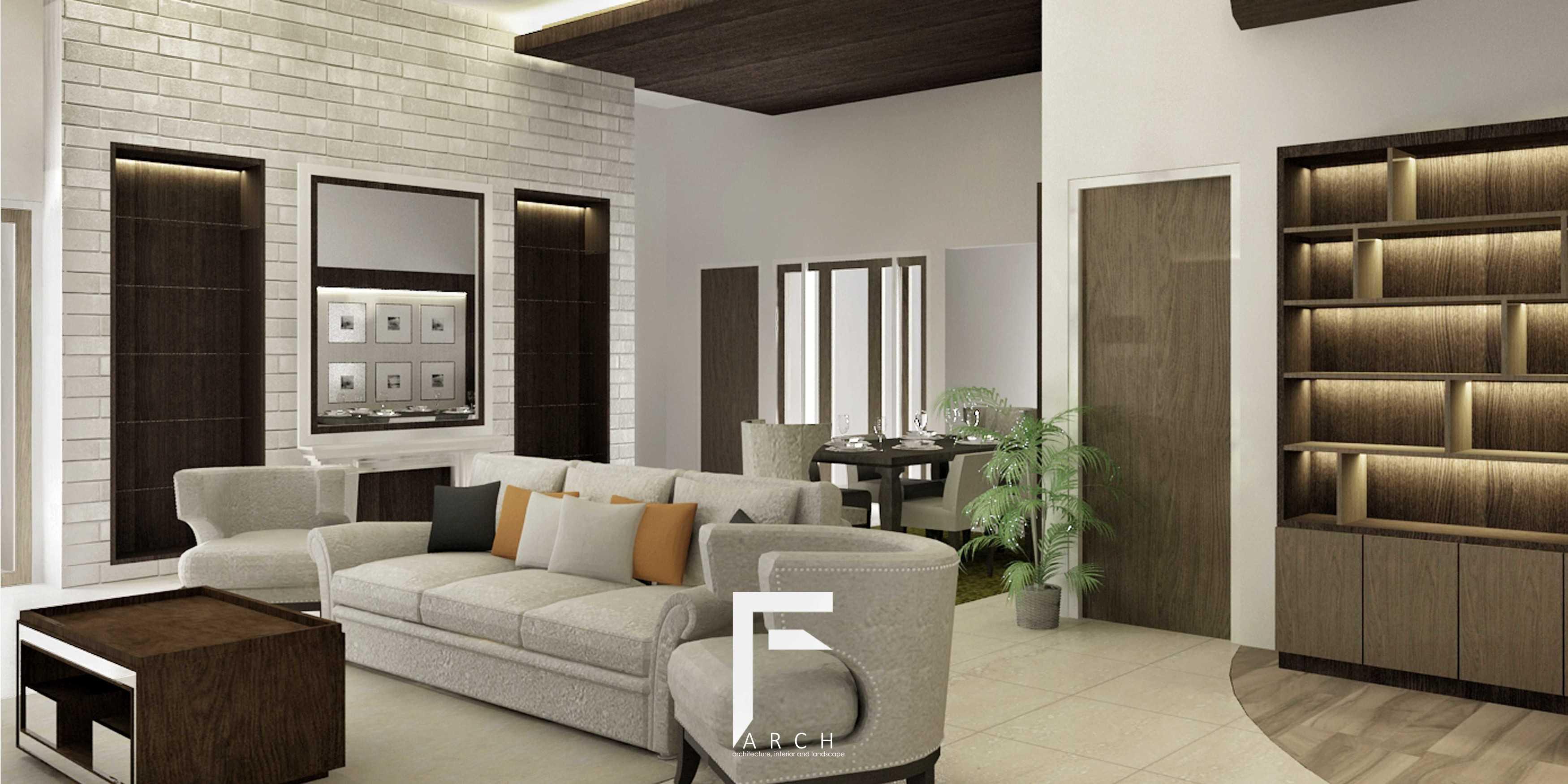 Forr Arch Modern Home Interior Design  Demak Regency, Central Java, Indonesia 9-01   30458