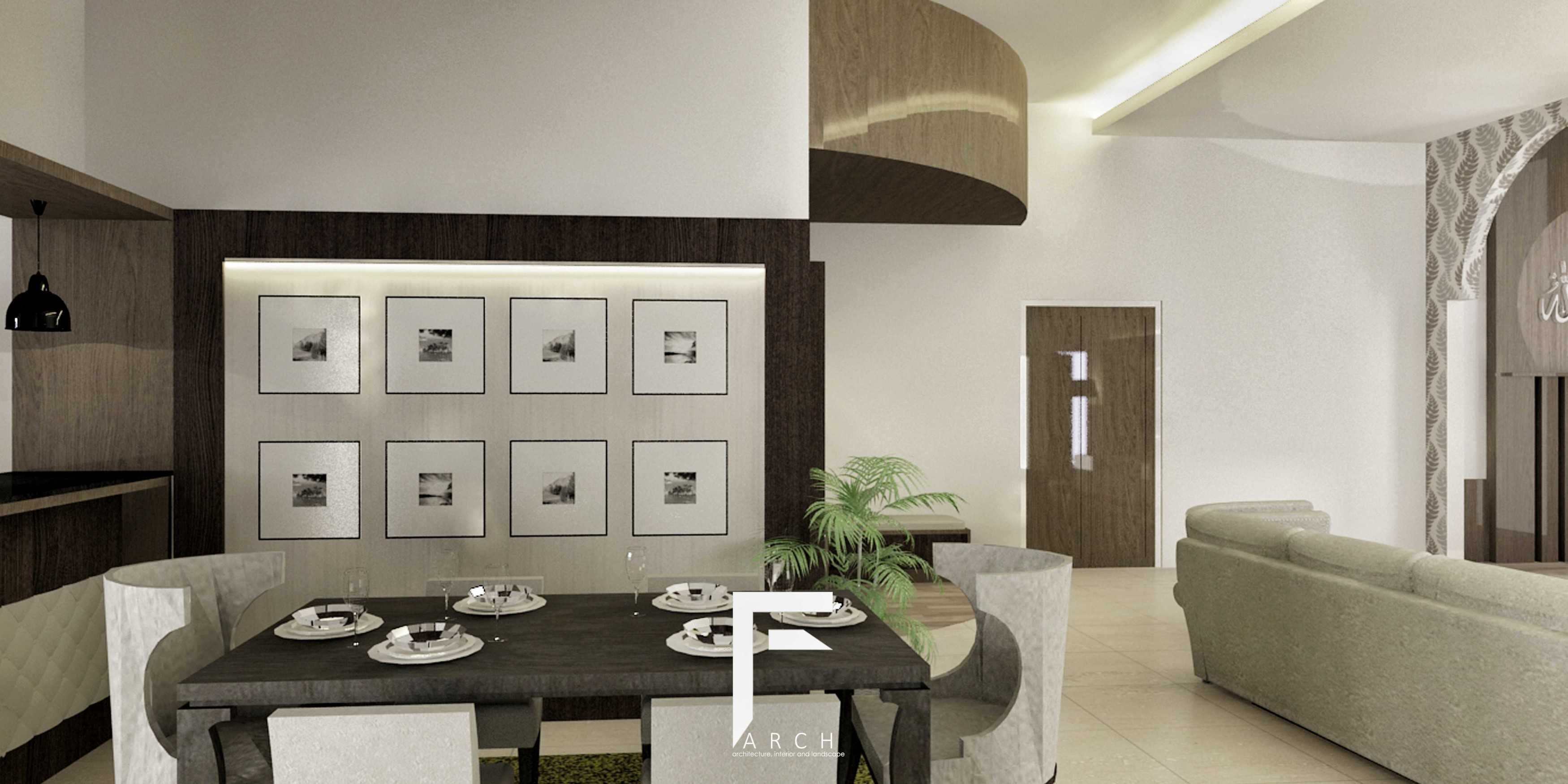 Forr Arch Modern Home Interior Design  Demak Regency, Central Java, Indonesia 11-01   30459