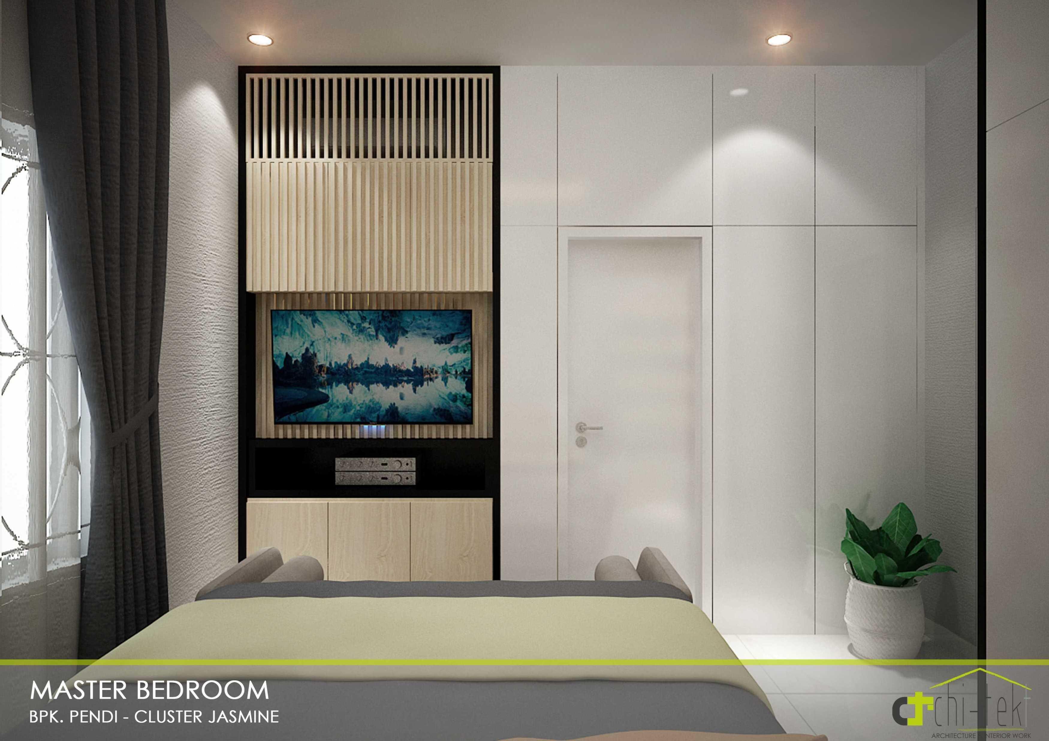 Dtarchitekt Jasmine Master Bedroom  West Pakulonan, Kelapa Dua, Tangerang, Banten 15810, Indonesia 3   30405