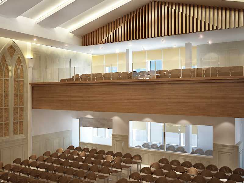 Dtarchitekt Gky Surabaya Church Kota Sby, Jawa Timur, Indonesia  3-Copy   34722