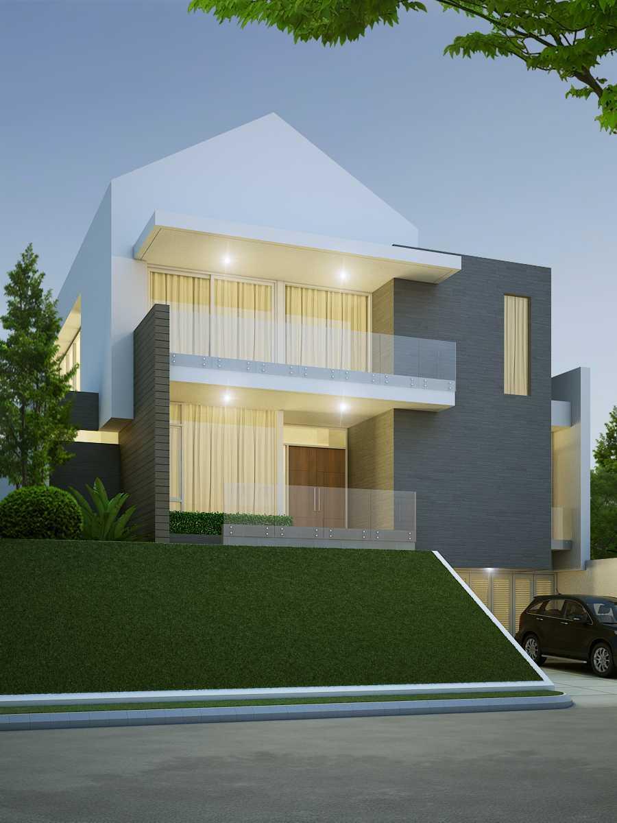 Rekabentuk Id Golf Island House Bandung, West Java Bandung, West Java Exterior   26753