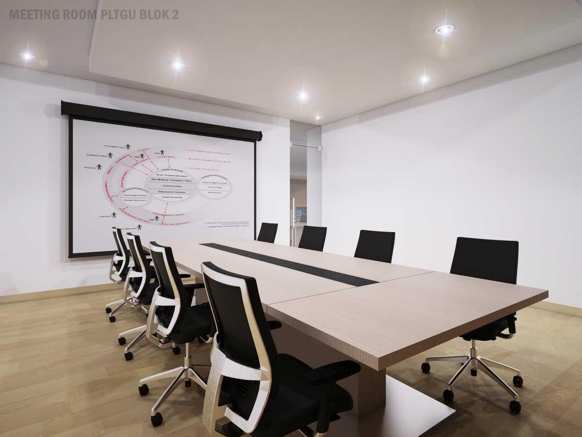 Rekabentuk Id P.j.b. Office Jakarta Jakarta Meeting Room   27131