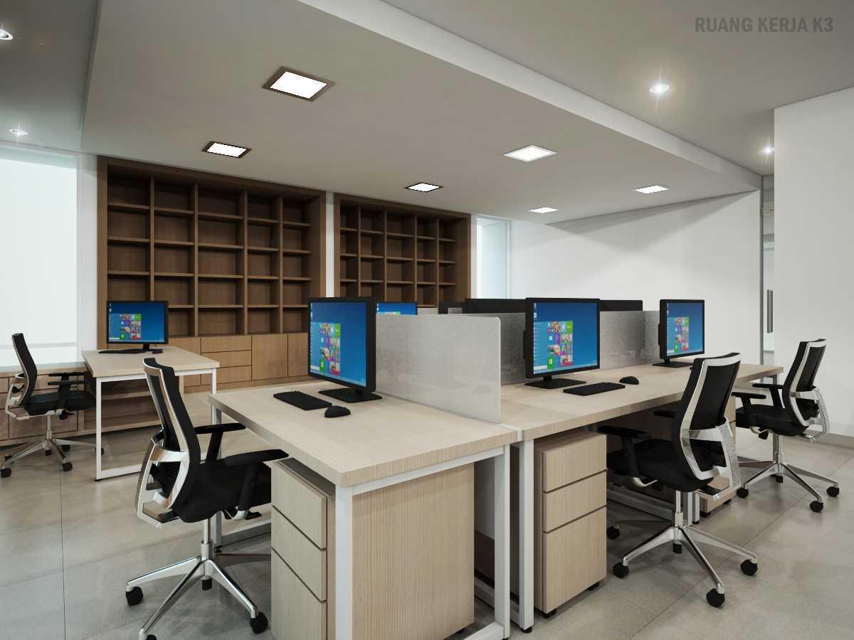 Rekabentuk Id P.j.b. Office Jakarta Jakarta Staff Room   27132