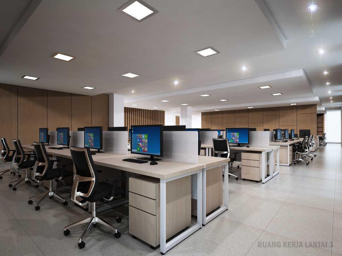 Rekabentuk Id P.j.b. Office Jakarta Jakarta Staff Room   27134