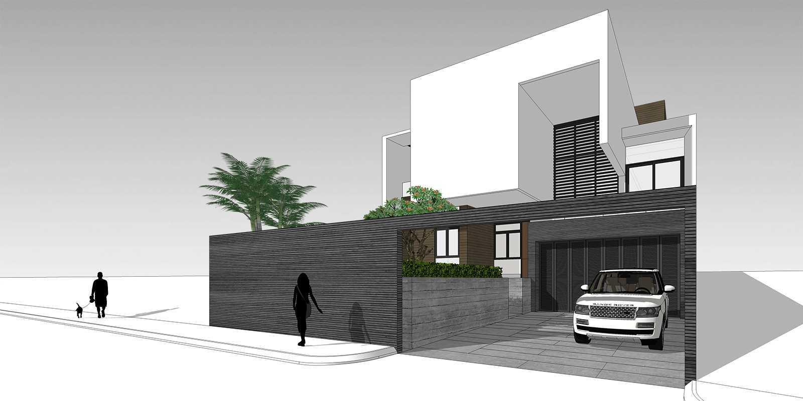 Rekabentuk Id K.i. House Kota Bandung, Jawa Barat, Indonesia Kota Bandung, Jawa Barat, Indonesia Exterior Modern  33552