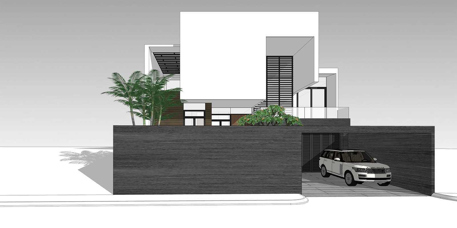 Rekabentuk Id K.i. House Kota Bandung, Jawa Barat, Indonesia Kota Bandung, Jawa Barat, Indonesia Exterior Modern  33553