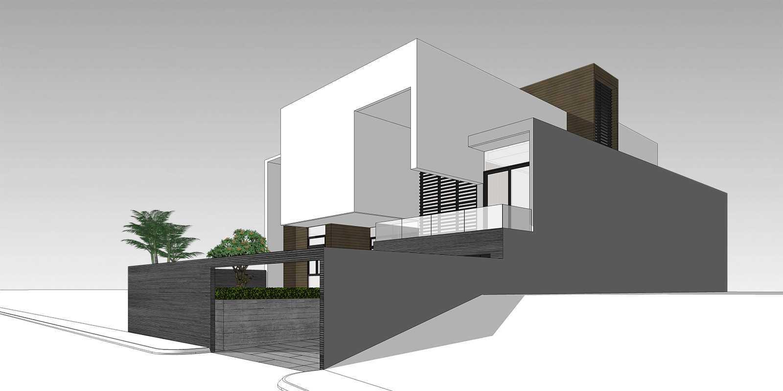 Rekabentuk Id K.i. House Kota Bandung, Jawa Barat, Indonesia Kota Bandung, Jawa Barat, Indonesia Exterior Modern  33554