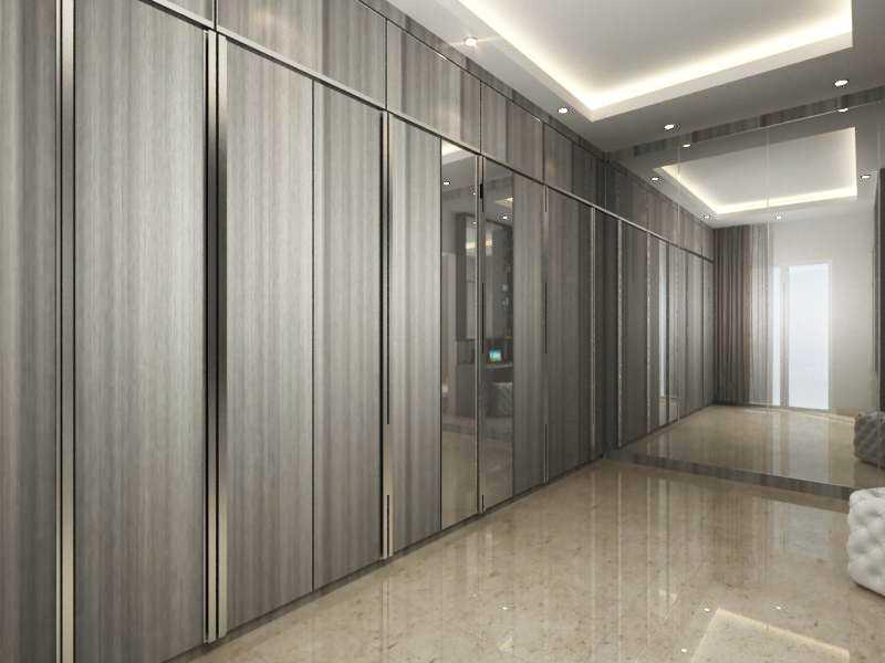 Wawan Setiawan Alam Sutra 2 Dki Jakarta Dki Jakarta Walk In Closet Modern  27359