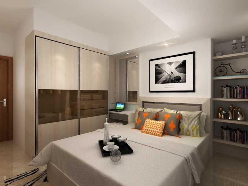 Wawan Setiawan Alam Sutra 2 Dki Jakarta Dki Jakarta Bedroom Modern  27360