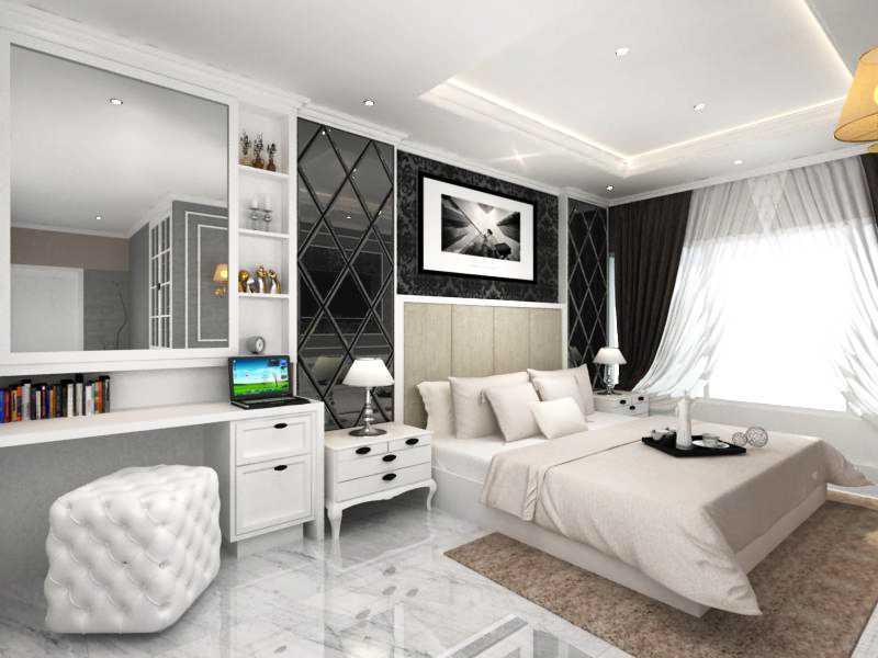 Wawan Setiawan Alam Sutra 2 Dki Jakarta Dki Jakarta Bedroom   27393