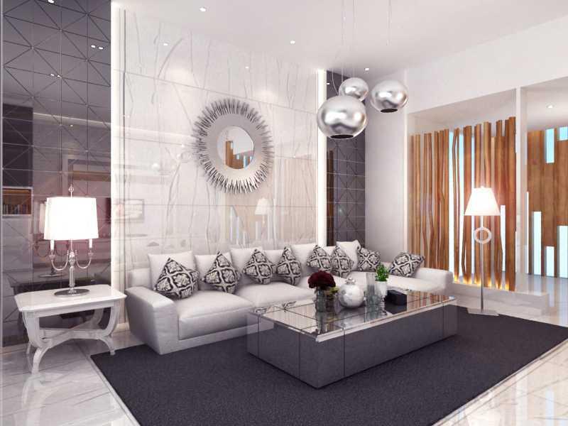 Wawan Setiawan Bsd Dki Jakarta Dki Jakarta Living-Room-Lt-1-Cam-2 Modern  27395