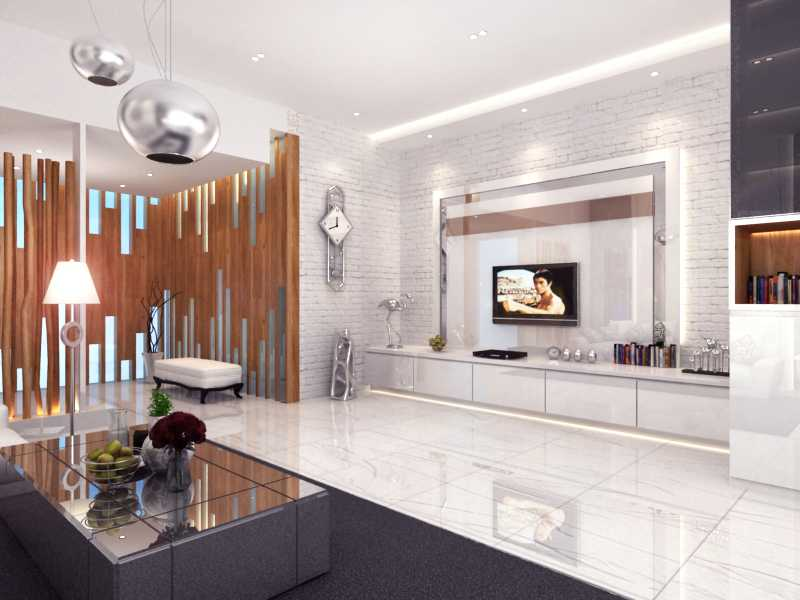 Wawan Setiawan Bsd Dki Jakarta Dki Jakarta Living-Room-Lt-1-Cam-1 Modern  27396
