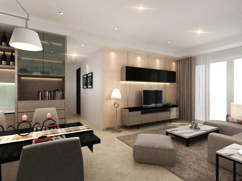 Wawan Setiawan Senayan Residensial Dki Jakarta Dki Jakarta Living Room Modern  27378