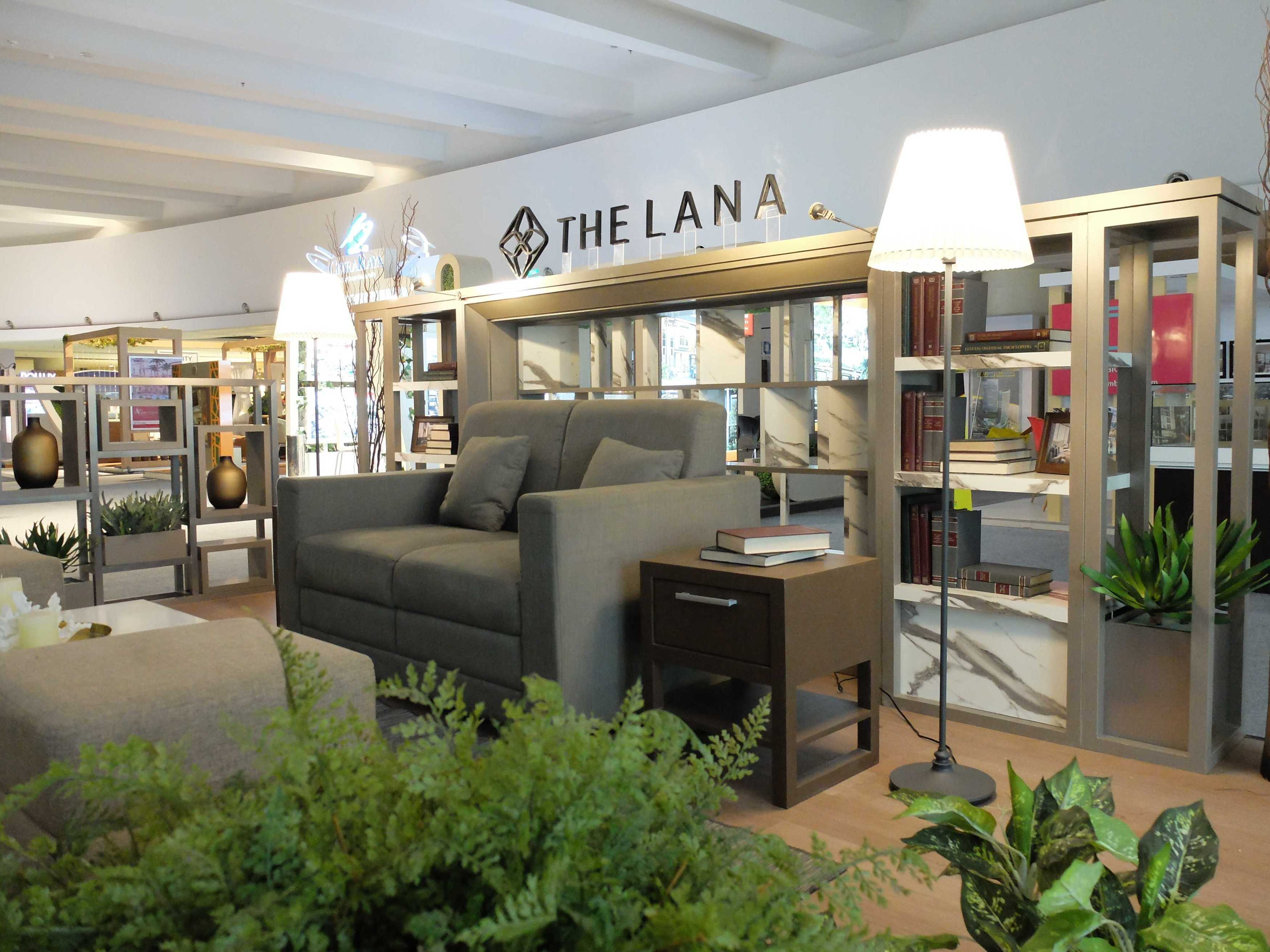 Pt. Modula The Lana Jakarta Jakarta Booth Type A Minimalis The Size Of The Booth's Space Is 4M X 5M 26309