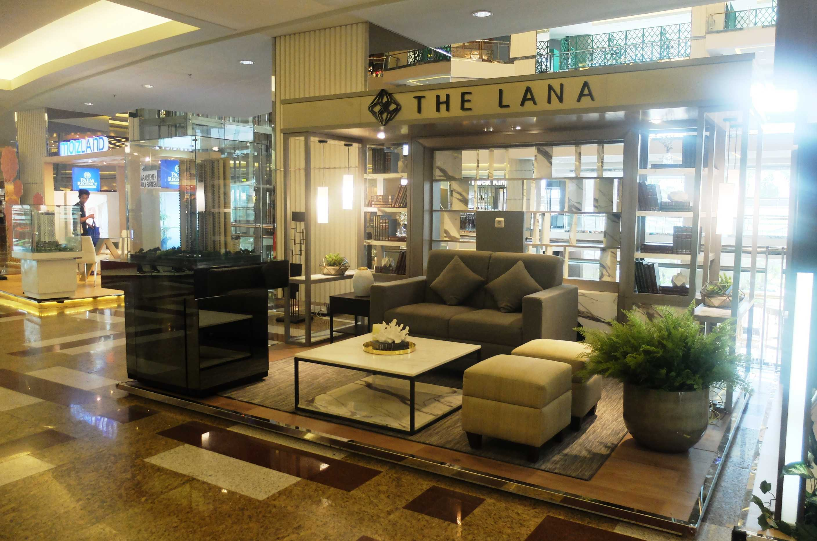 Pt. Modula The Lana Jakarta Jakarta Booth Type B Minimalis The Size Of The Booth's Space Is 4M X 3M 26313